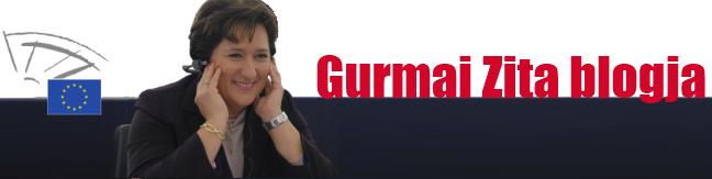 Gurmai Zita blogja