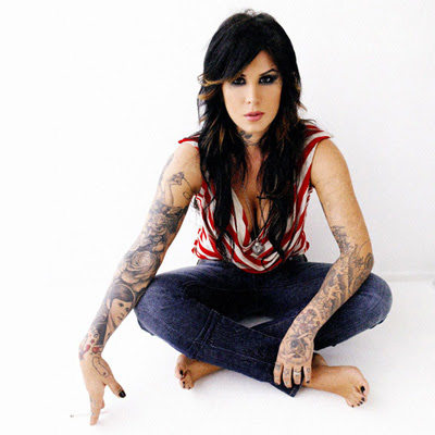 La Ink - Kat Von D Photo - Television personality/tattoo artist