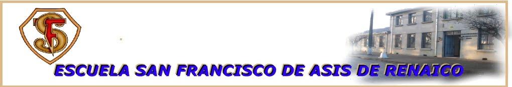 ESCUELA SAN FRANCISCO DE ASIS DE RENAICO