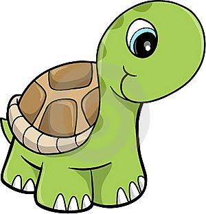Unas muy lindas tortugas para decorar ♥