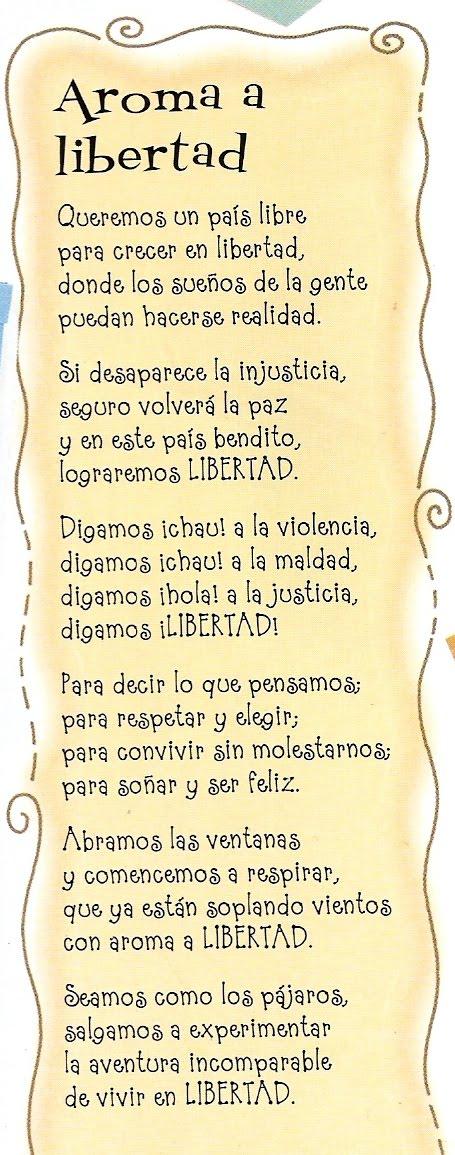 Poemas De La Libertad