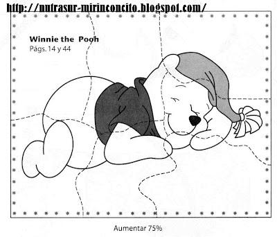 Rompecabezas para los nenes(Winnie The Pooh)♥