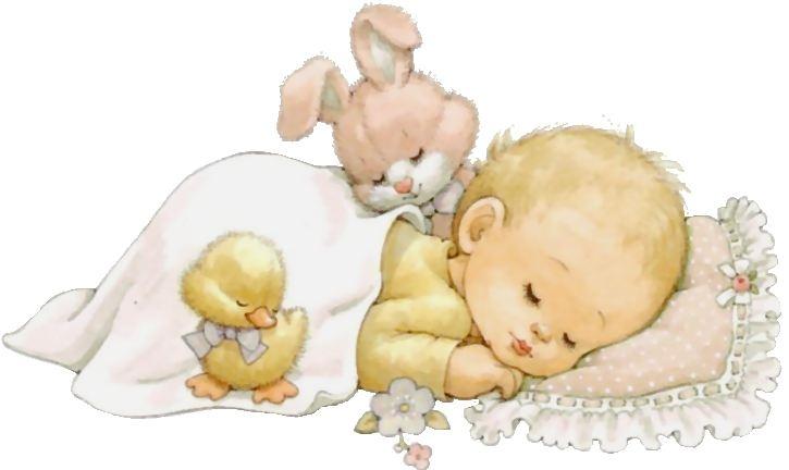 Coleccionando Gifs animados: ? Bebes durmiendo ?