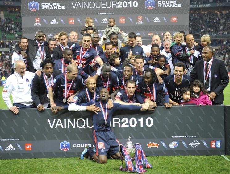 Paris sera toujours paris coupe de france 32 me lens le retour - Coupe de france france 3 ...