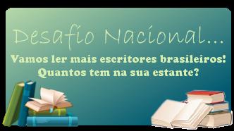 Qual seu autor nacional favorito?