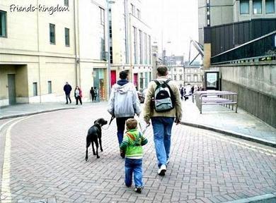 Cara membawa anak yang baik