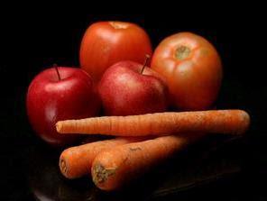 warna sayur