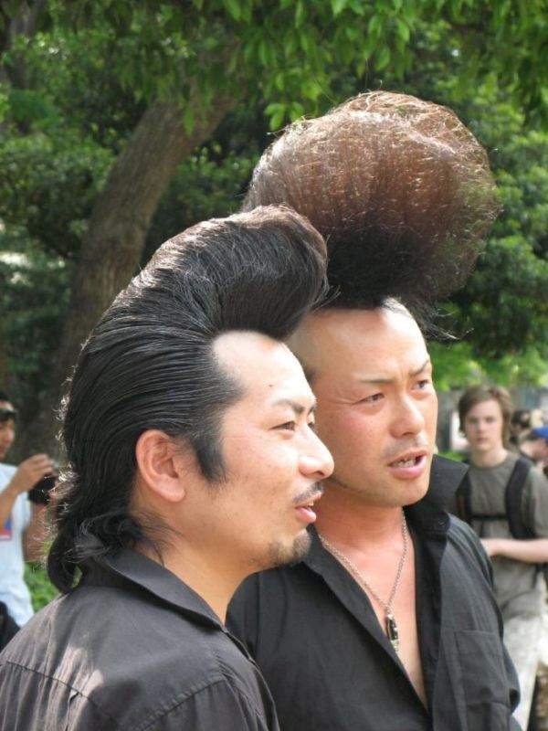 Picture Frenzy Japanese Rockabilly