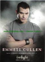 Emmett McCarty Cullen