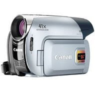 Canon ZR900 MiniDV Camcorder with 41x Optical Zoom