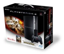 PlayStation 3 80GB Motorstorm Pack