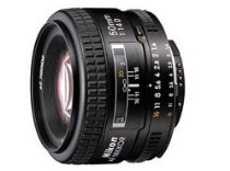 Nikon 50mm f/1.4D AF Nikkor Lens for Nikon Digital SLR Cameras