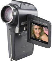 Sanyo Xacti VPC-HD2 7.1MP MPEG4 High Definition Camcorder with 10x Optical Zoom