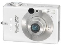 Canon PowerShot SD110 3MP Digital Elph with 2x Optical Zoom