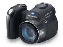 Konica Minolta Dimage Z5 5MP Digital Camera with 12x Anti-Shake Zoom
