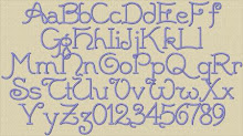 Lizzy Font