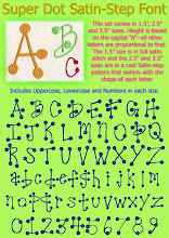 Super Dot Font