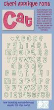 Cheri Applique Font