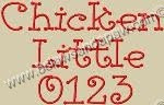 Chicken Little Font