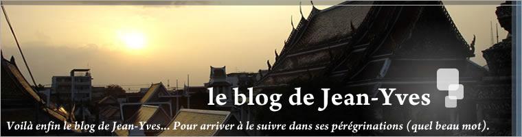 Le blog de Jean-Yves