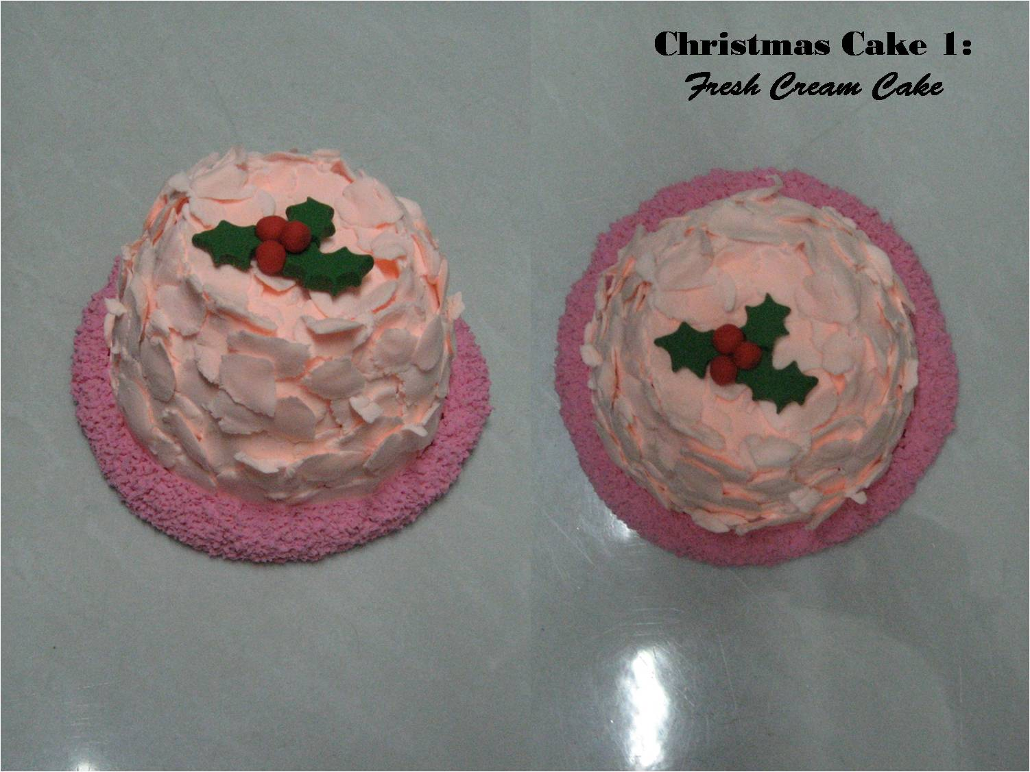 Christmas Wishes Cake Images : Wat s FUNPPY without Happy Funny Clay!: Yummy Fabulicious ...