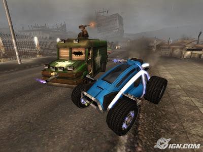 Auto Assault PC Game