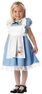Lil Alice In Wonderland Toddler Costume