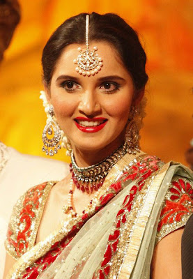 Sania Mirza Cute