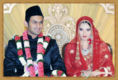 Sania Mirza Marriage Photo