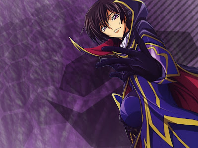 lelouch wallpaper. Lelouch Lamperouge Wallpaper