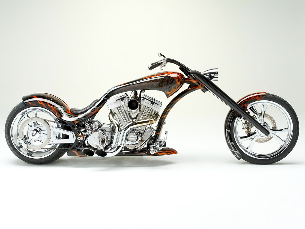koang blog: Chopper Bikes Desktop Wallpapers