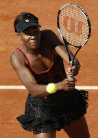 Venus Williams Sexy Pic in Mini Skirt