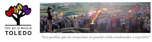 FORO POR LA MEMORIA DE TOLEDO