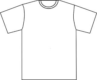 Este    O Molde Da Camiseta  As Mangas E A Faixa Da Frente T  M Que