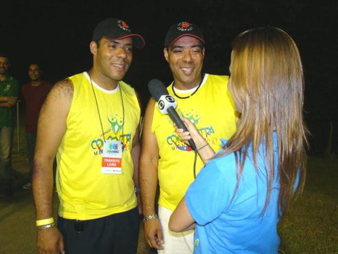 Gêmeos Na Globo