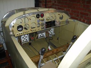 Vans Rv 7 Aircraft Instrument Panel