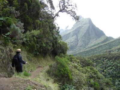 Sentiers de La Reunion