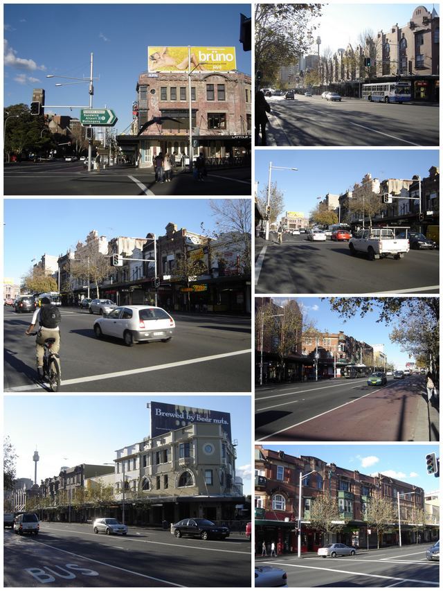 Sydney Oxford Street