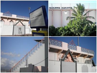 Stade Michel Volnay à St Pierre de La Réunion