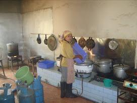 Dapur Asrama