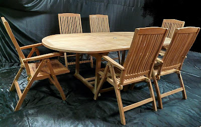 Discount Dining Table on From Cv Marokindo  Cheap Teak Dining Table Set  Details Asfollows