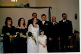 My sisters wedding...in '03