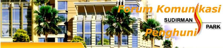 Forum Komunikasi Penghuni Sudirman Park