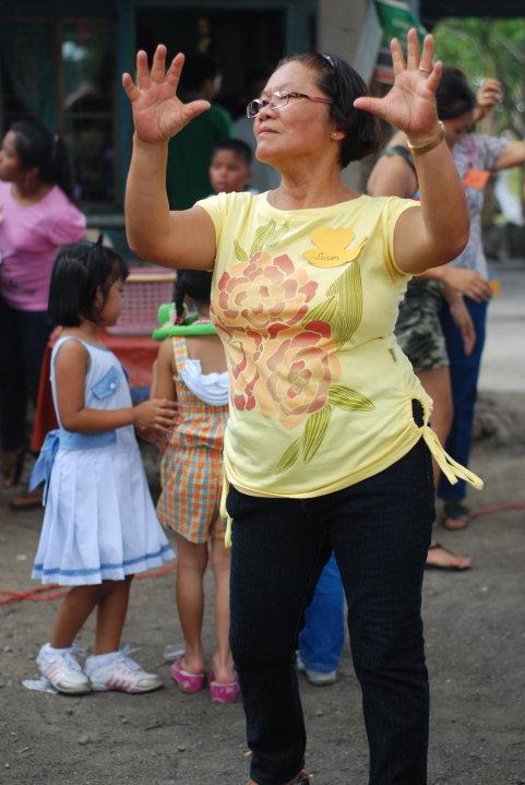 Larawang kuha ni Maan Trinidad-Amigleo