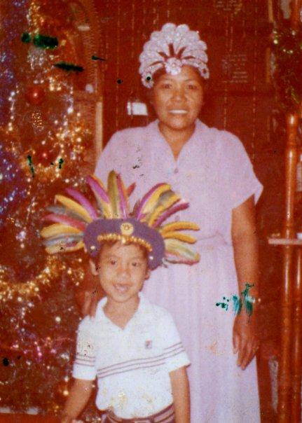 Ikaw Mommy ang pinakamasipag na taong nakilala ko at walang kapaguran