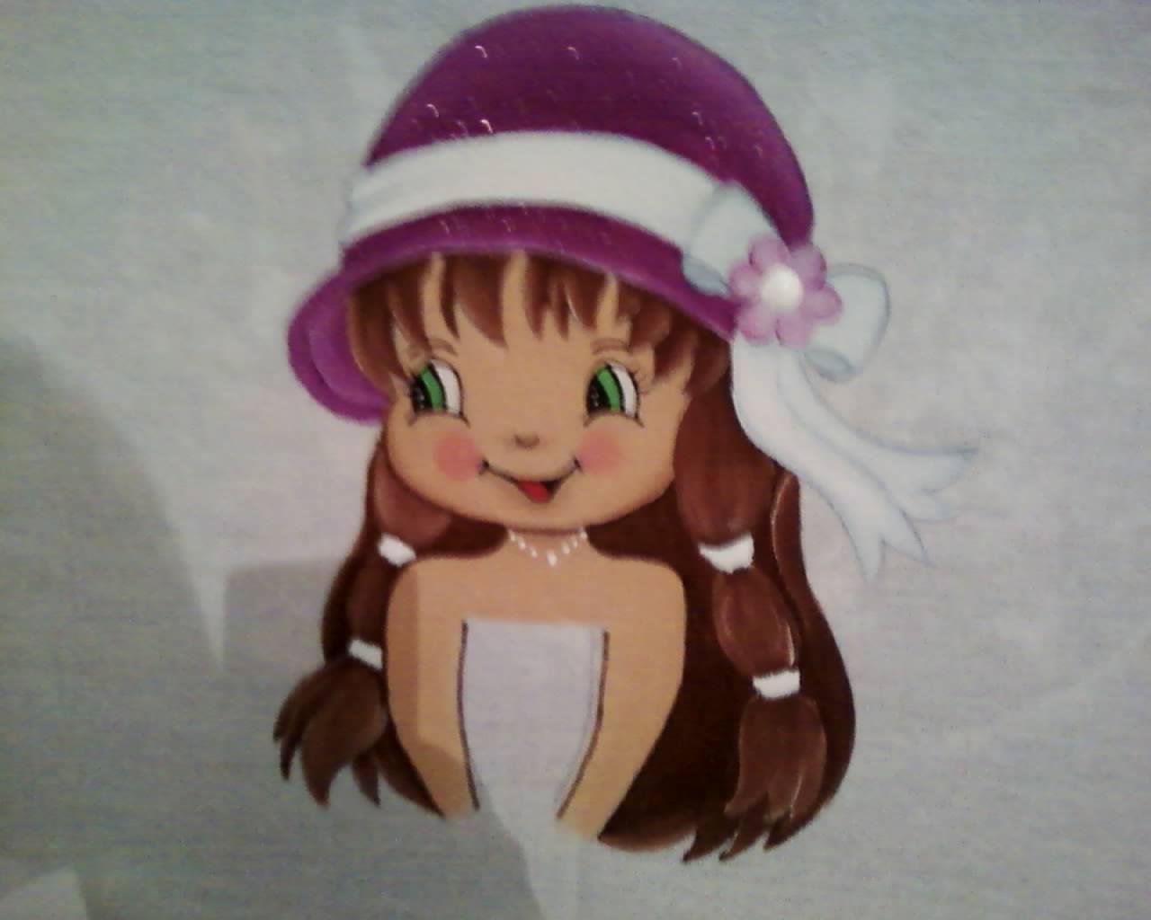 Populares Pintura em tecido: Novembro 2010 HY46