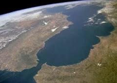 Andalucía desde el espacio