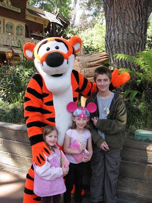 Disneyland - Tiggerific