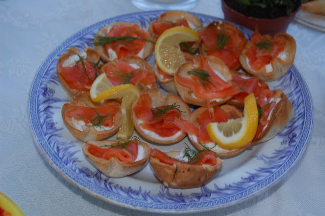salmon baskets