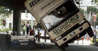 Kemalangan lori securiforce